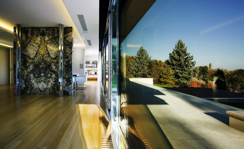 Modern Villa in Hungary