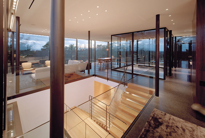 Watermill Houses by 1100 Architect