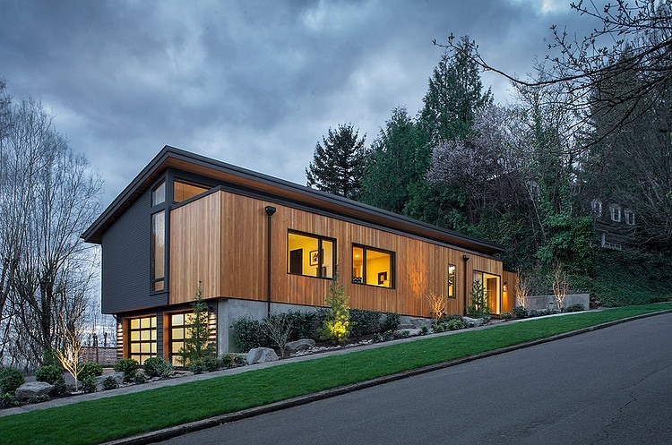Remodelled ranch in Portland Hills