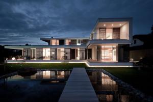 Contemporary villa in Austria: Haus SK