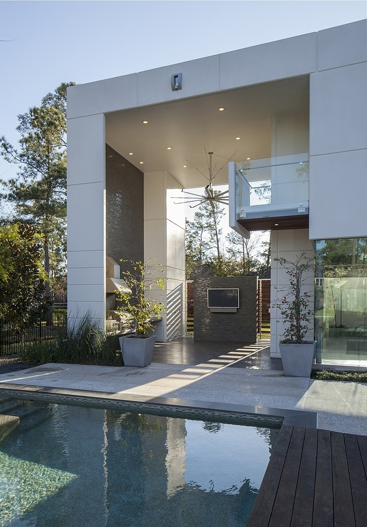 Beautiful Residence by MC2 Architectural Studio