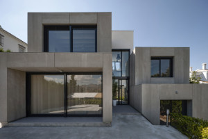 Minimalist contemporary house in Spain