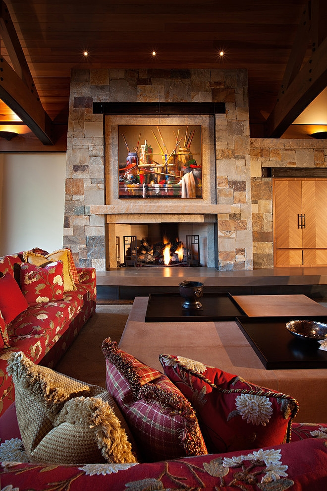 Beautiful wooden residence by Kelly & Stone Architects