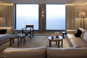 Opera Penthouse by Domb Architects