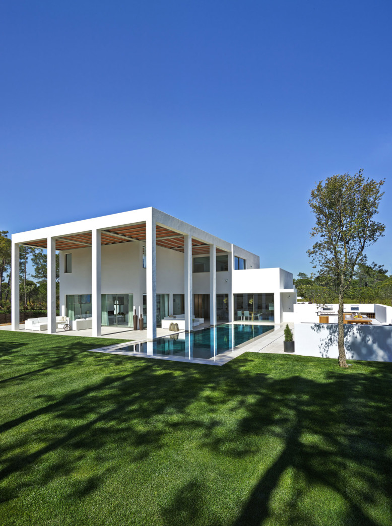 Stunning private home in Portugal