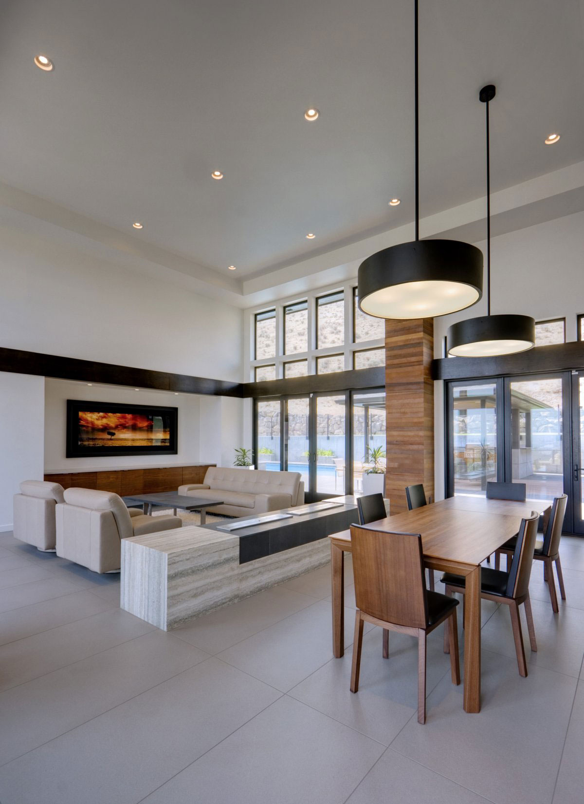 Contemporary House by First Lamp Architecture