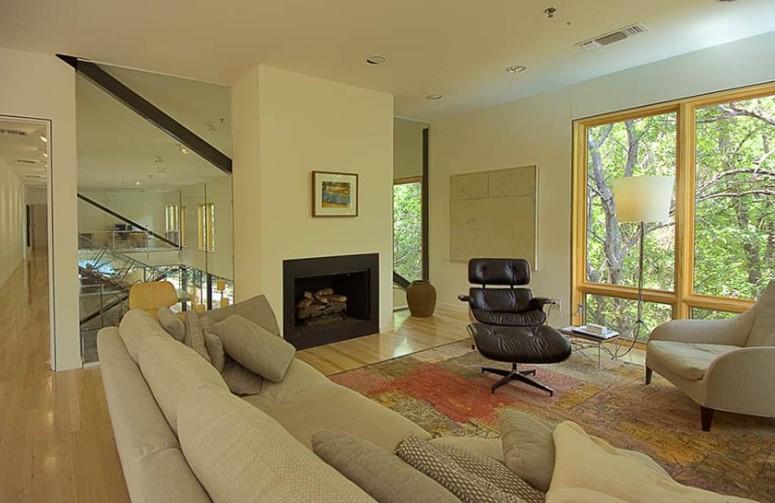Casa Angosta by Cunningham Architects
