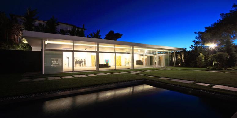 Ekali Residence by ISV Architects