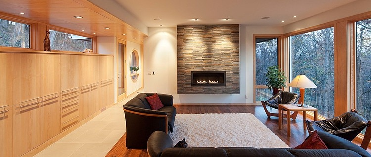 Energy-efficient home by SALA Architects