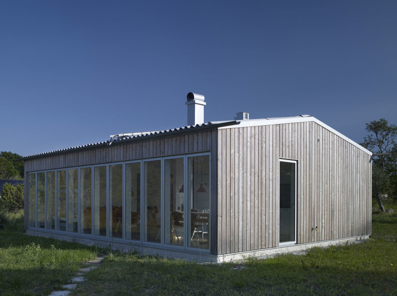 Retreat in Sweden by LLP arkitektkontor