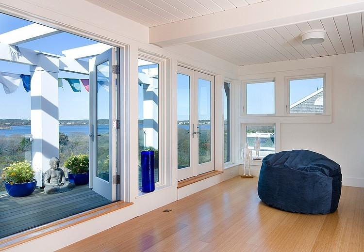 Rhode Island Cottage by Burgin Lambert Architects