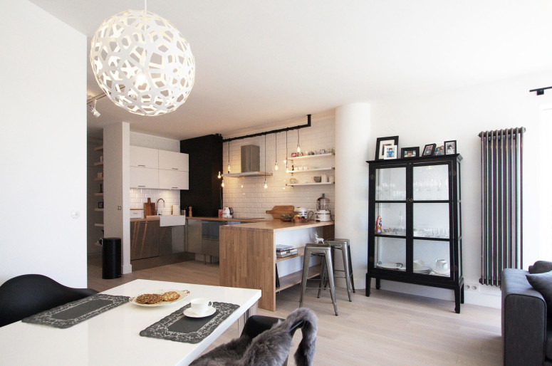 Scandinavian Interior by Soma Architekci