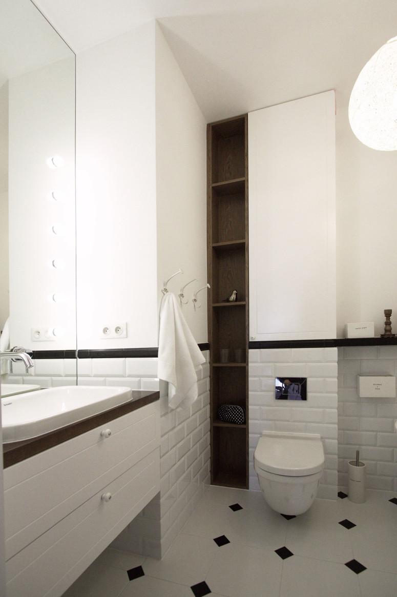 Scandinavian Apartment by Soma Architekci