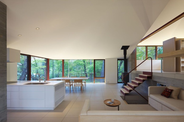Contemporary Villa by Cell Space Architects