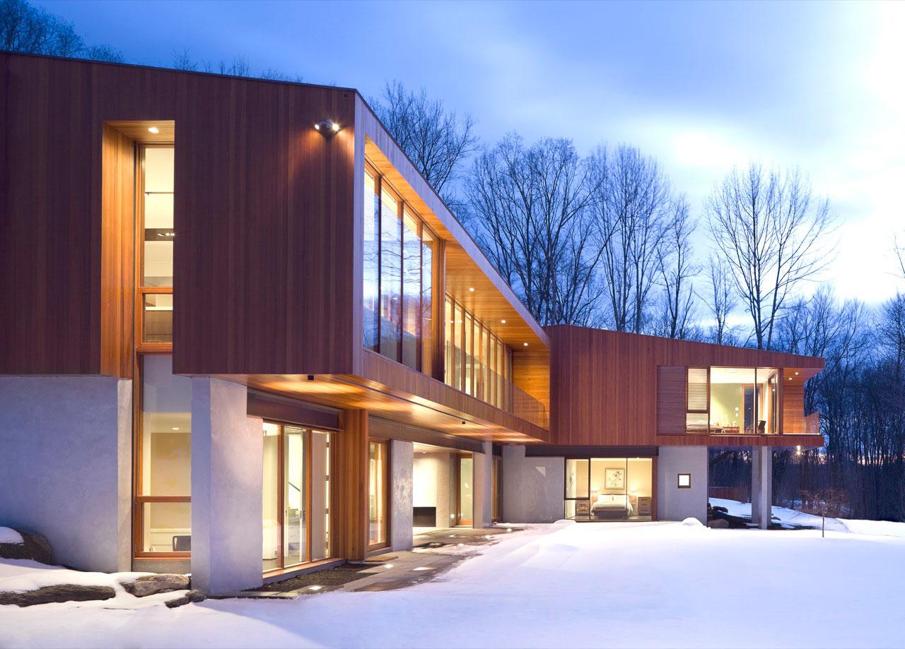 Bridge    House    by Joeb Moore  Partners Architects   Homedezen