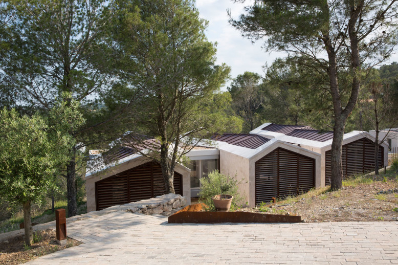 House in Montpellier by N+B Architectes