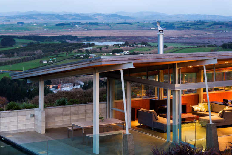 Large Country House by Strachan Group Architects