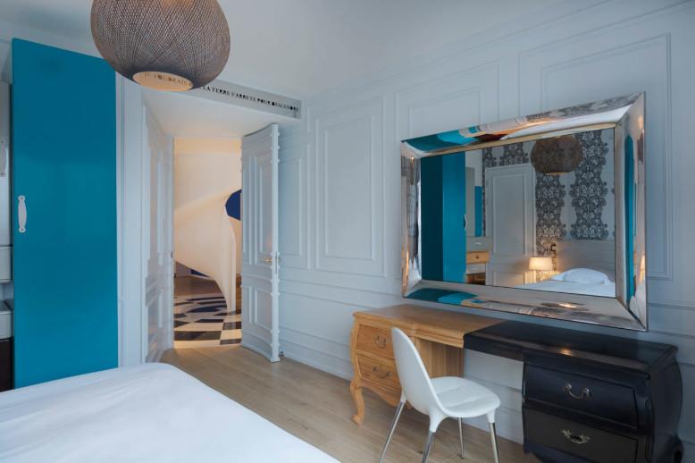 Blue Penthouse by Dariel Studio