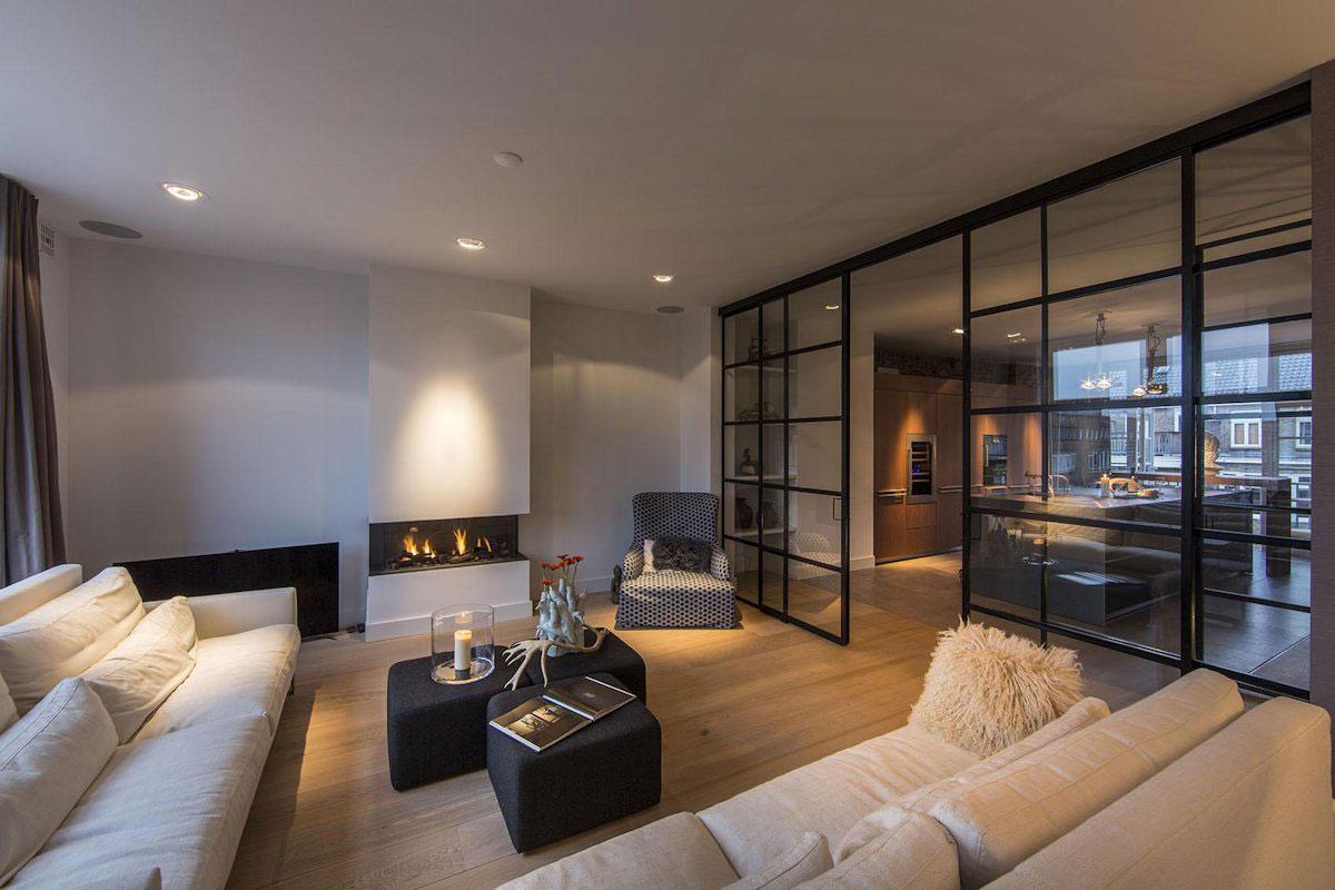 Amsterdam apartment by denoldervleugels homedezen