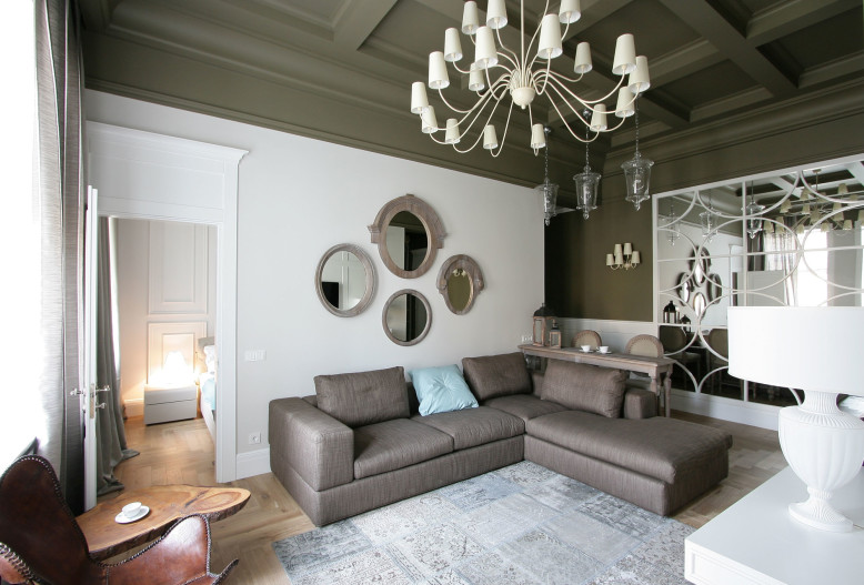 Apartment in Dnepropetrovsk by SVOYA Studio