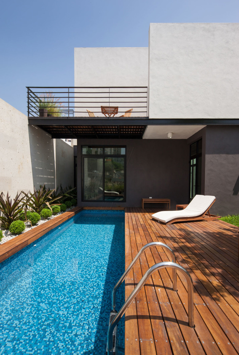 Casa Ming by LGZ Taller de Arquitectura