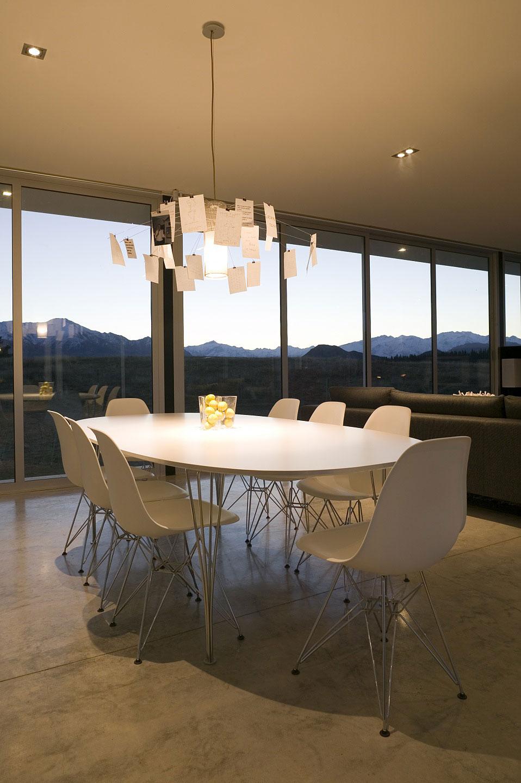 Modern Glass House In New Zealand Homedezen