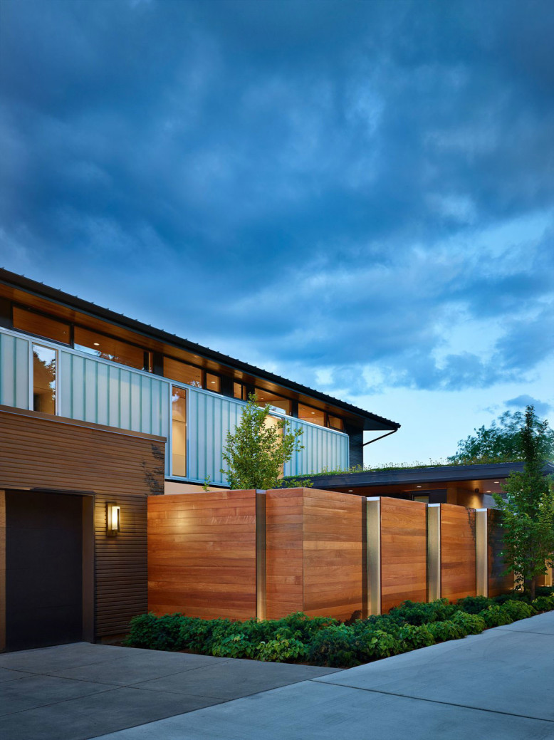 Modern House by DeForest Architects