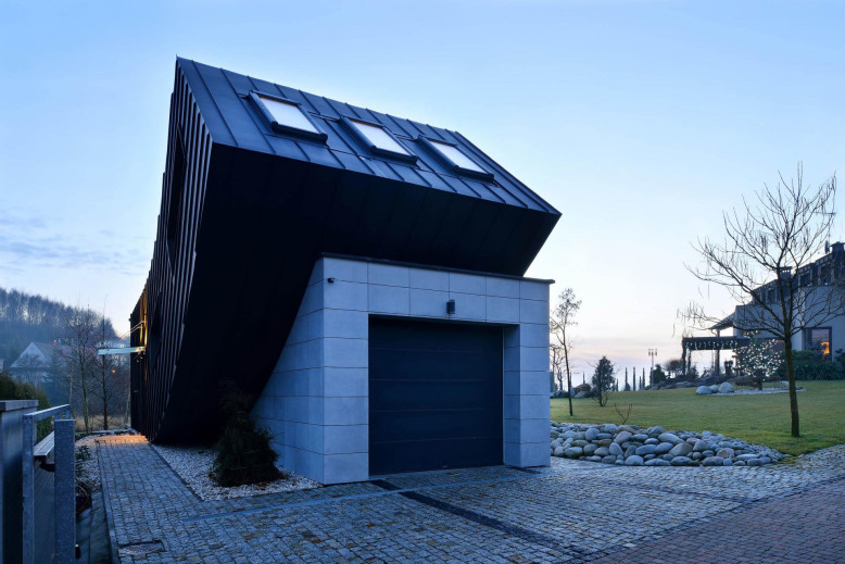 Modern Single House in Poland