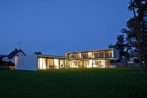 House LK by Dietrich Untertrifaller Architekten