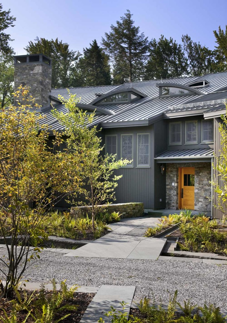 Lakewood House by Centerbrook Architects and Planners