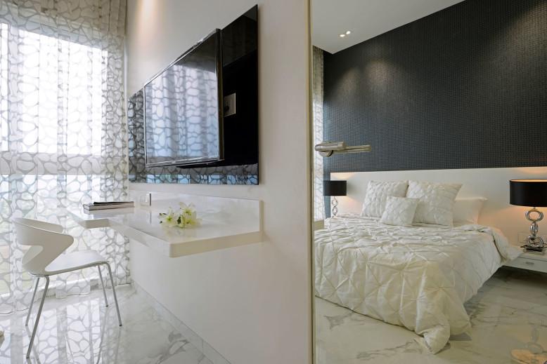 Luxurious apartment by GA design in Mumbai, India