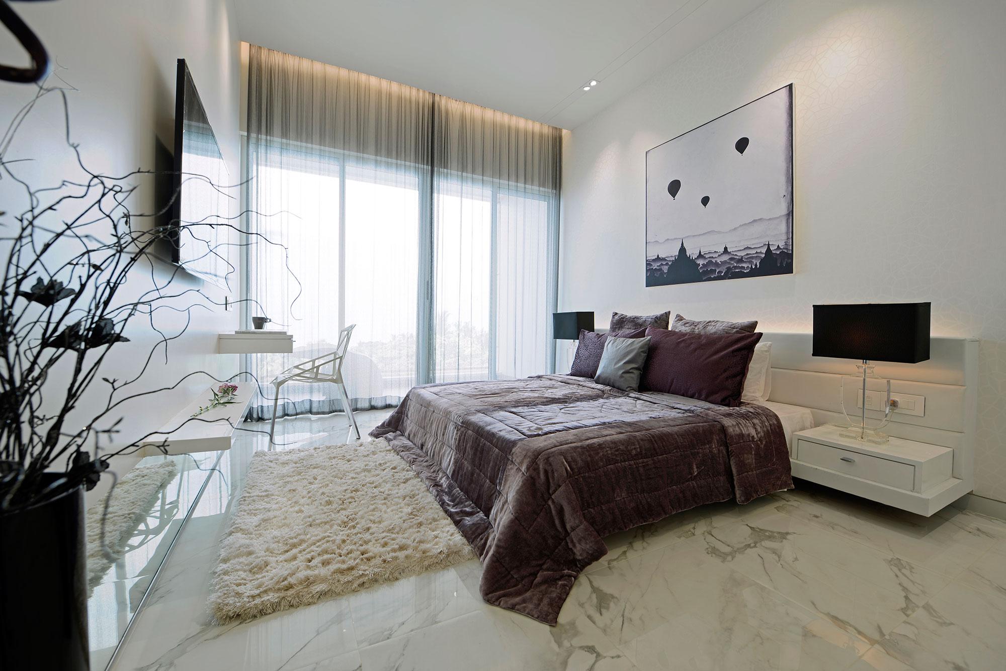 Luxurious Apartment By Ga Design In Mumbai India Homedezen