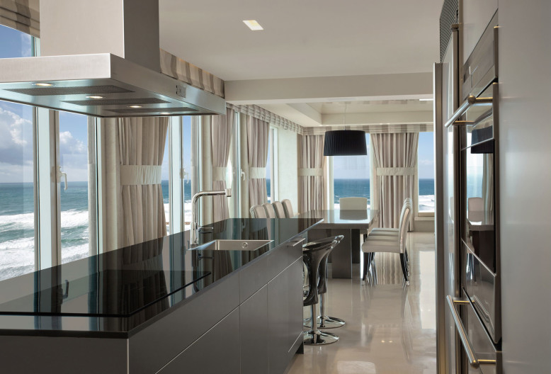 Luxury Apartment on the beach by Daniel Hasson