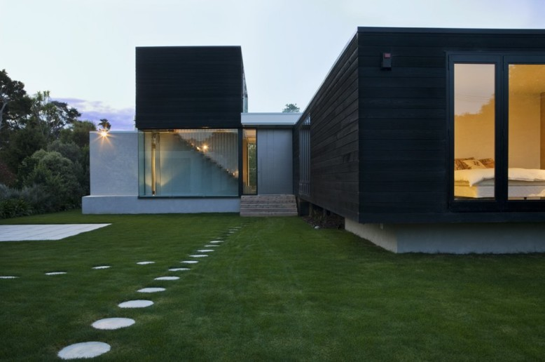 Modern Holiday House in New Zealand