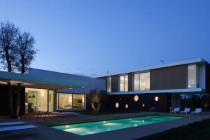 Modern Villa by Carlo Donati Studio