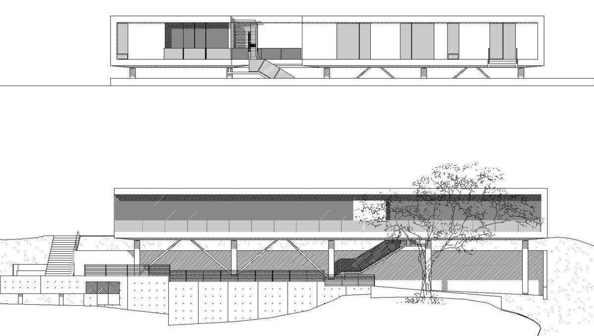 Oakpass Residence By Heusch Architecture Homedezen
