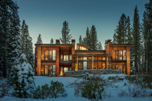 Private Residence in Martis Camp by Swaback Partners
