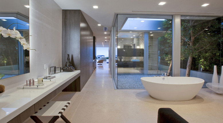 Remodeled Residence in Beverly Hills