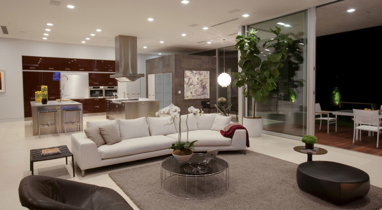 Beverly Hills House by McClean Design