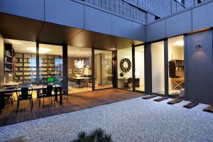 Stylish Apartment in Ljubljana by Gao Architects