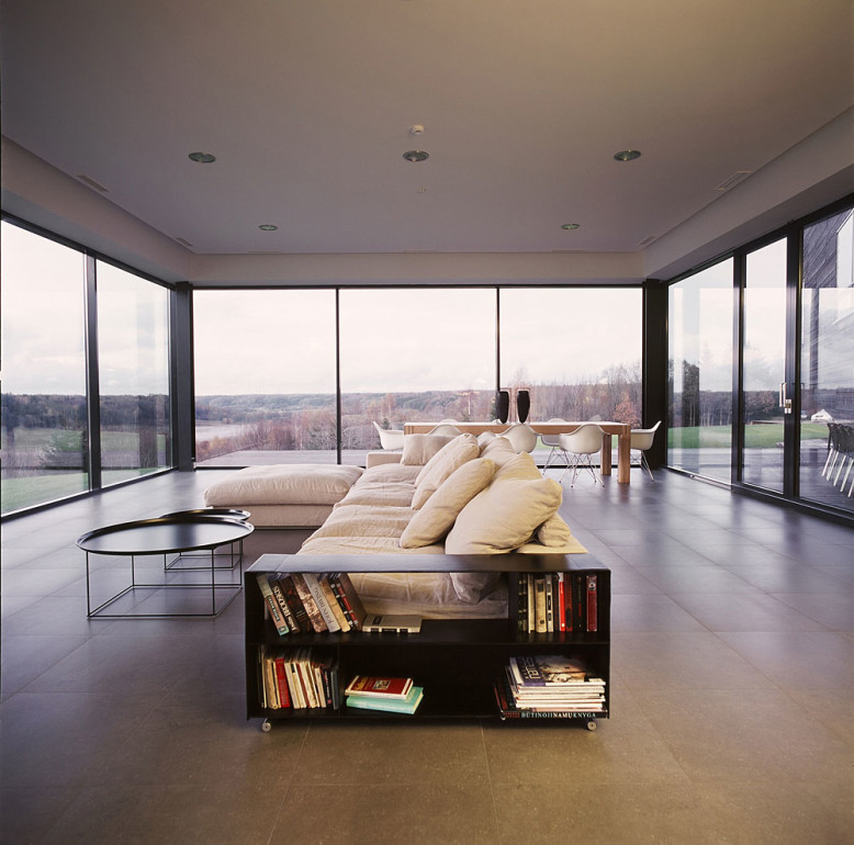 contemporary family home by G.Natkevicius & Partners