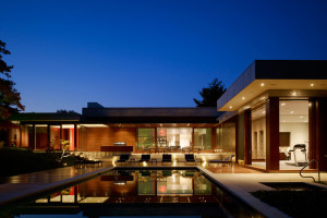 Weekend Residence by Grunsfeld Shafer Architects