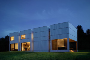 Weekend Residence by HHF Architects & Ai Weiwei