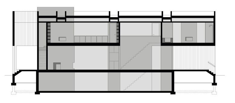 Tsai residence by HHF Architects & Ai Weiwei