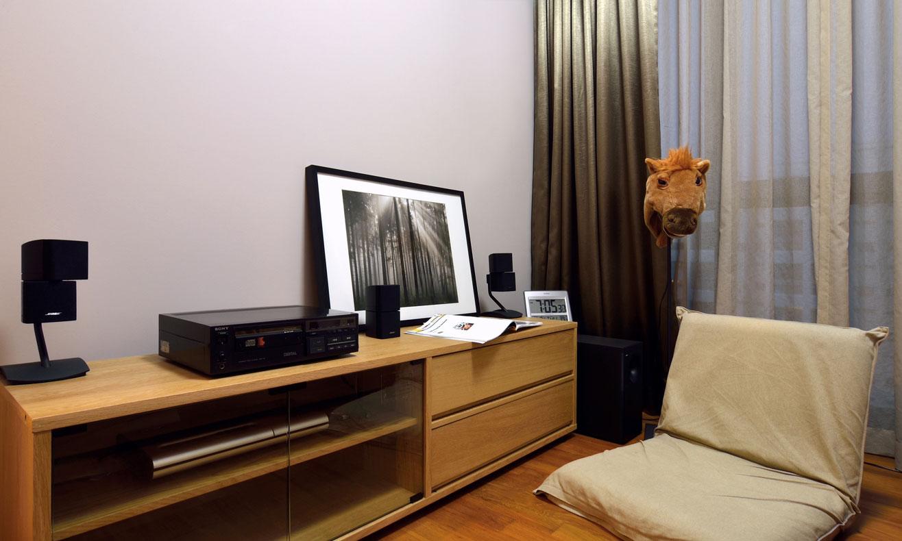 Atemberaubend Erstaunliche Moderne Wohnungsrenovierung Knq ...