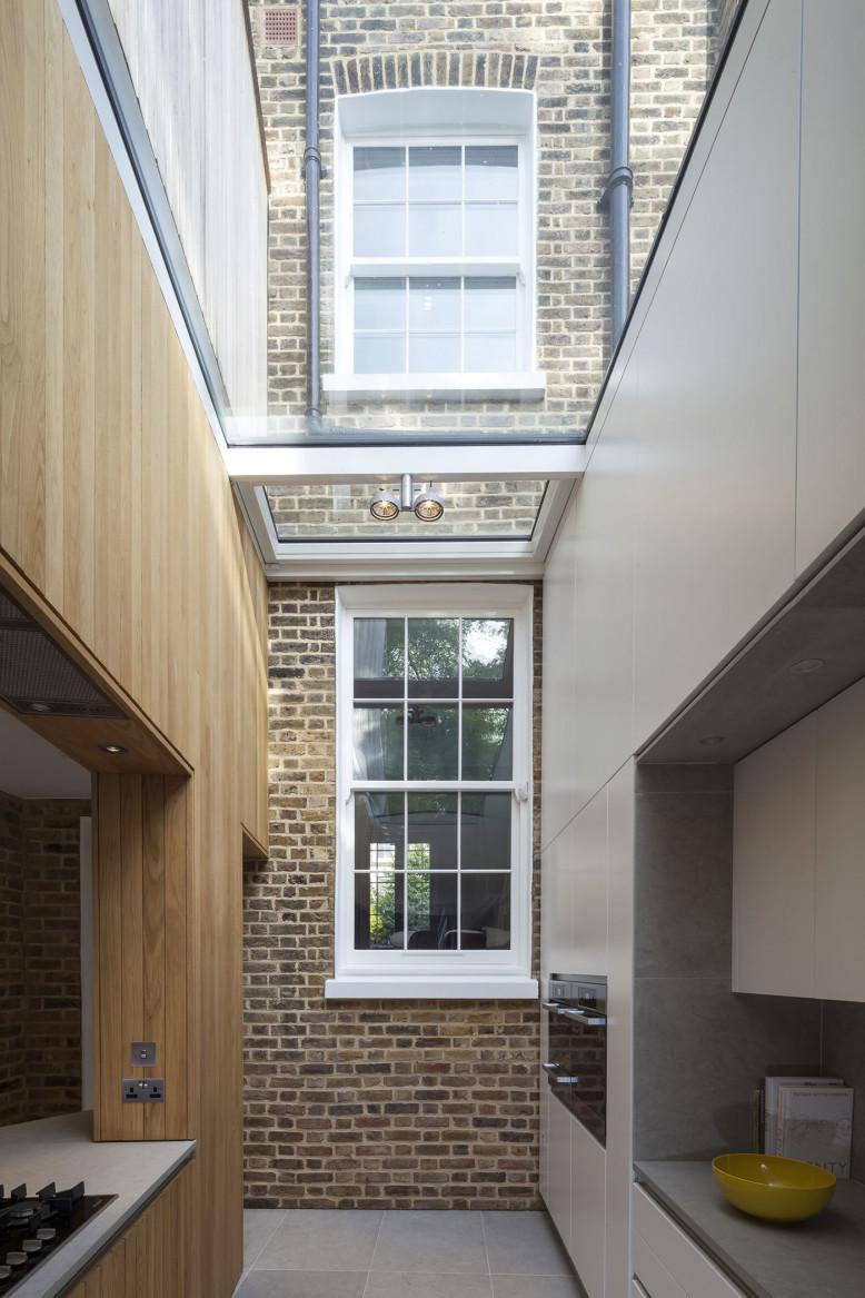 De Beauvoir Road by Scott Architects