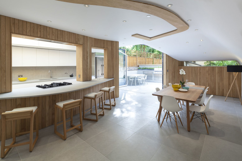 Renovated House in London