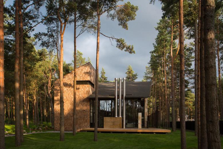 Flugel Haus by Arch-D
