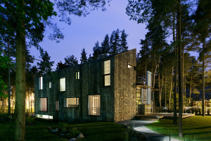 Flugel Haus in Tallinn by Arch-D