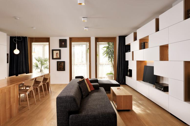 Geometric Residence by Lidija Dragisic